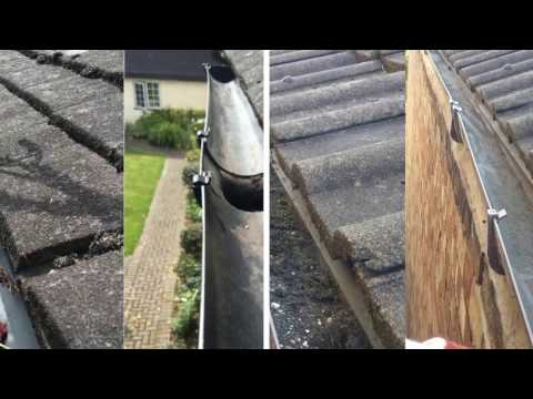 Gutter cleaning, Soffits & Fascias washing, Roof cleaning, UPVC & Windows - PPGutters Ltd. / UK