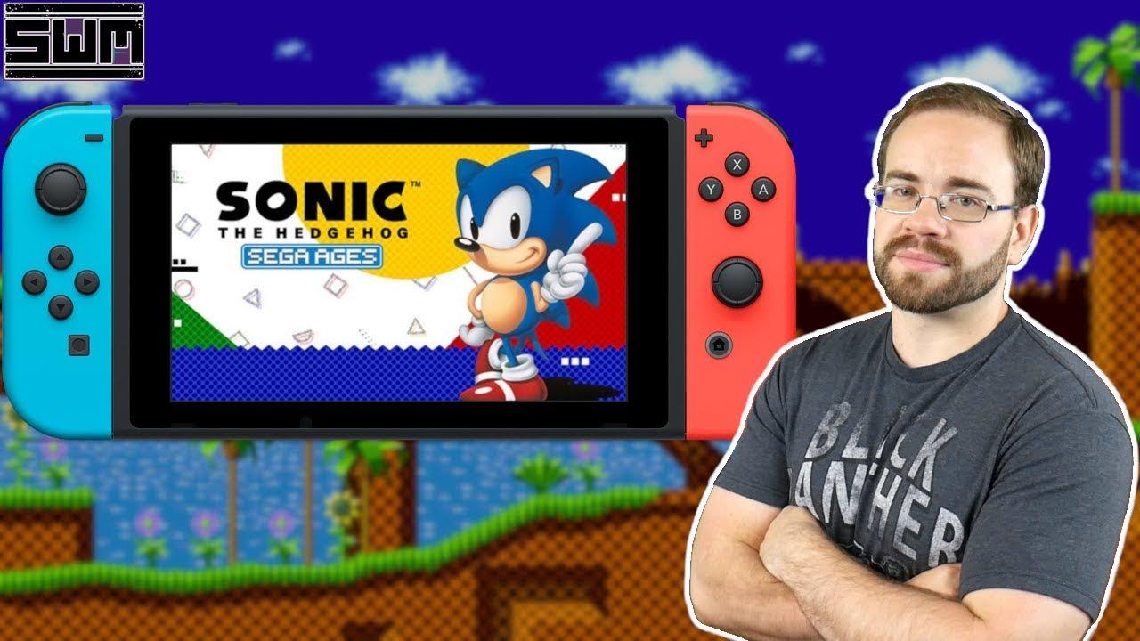 Should You Buy Sega Ages Sonic On Nintendo Switch Youtube