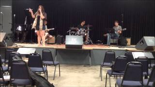 One foot wrong - P!nk cover Fernanda Alba