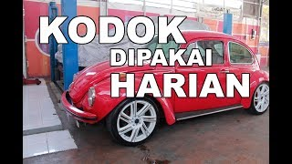 Video 1973 VOLKSWAGEN SUPER BEETLE (VW 1303) - MAKE DAILY USE - AUTOMOBILE TV INDONESIA download MP3, 3GP, MP4, WEBM, AVI, FLV Juni 2018