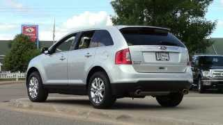 2011 Ford Edge Limited AWD  **Ford Certified**