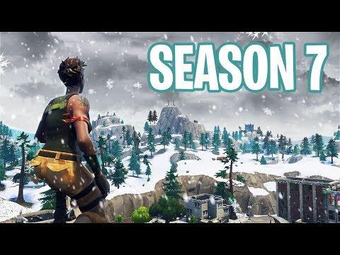 Fortnite Season 7 Official Countdown Fortnite Battle Royale Youtube