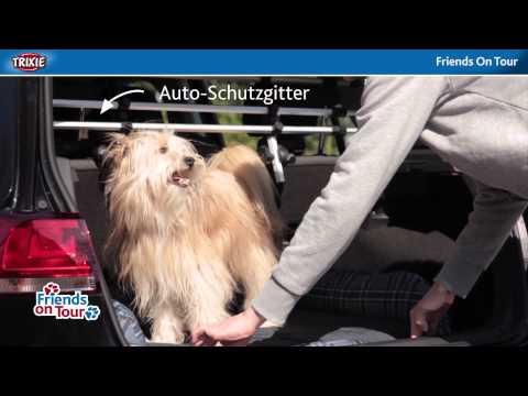 Mit Haustieren unterwegs: Friends on Tour Produkte von TRIXIE