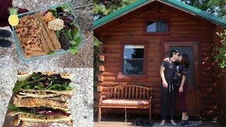 Our Tiny House Tour + Anniversary Weekend 🙊