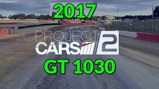 Project Cars 2 Gaming GT 1030