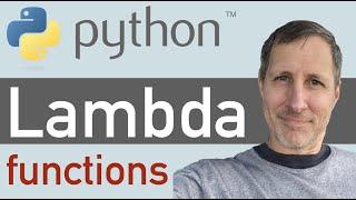 Python LAMBDA Functions Explained