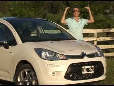 Citroen C3 1 6 Exclusive Test Matías Antico