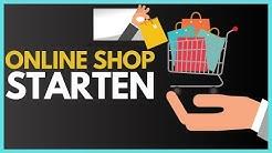 ONLINE SHOP AUFBAUEN - Die 5 wichtigsten Fragen zum Geld verdienen mit einem Onlineshop