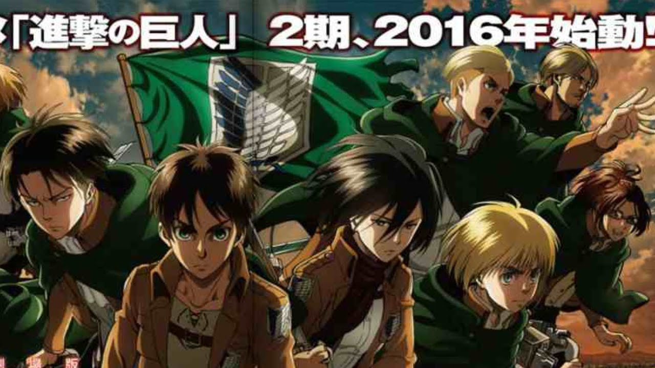 Release Date: 03/20/2018.. We may have waited four long, painful years for the second season of smash hit anime series Attack on Titan, but luckily that wont be the case..