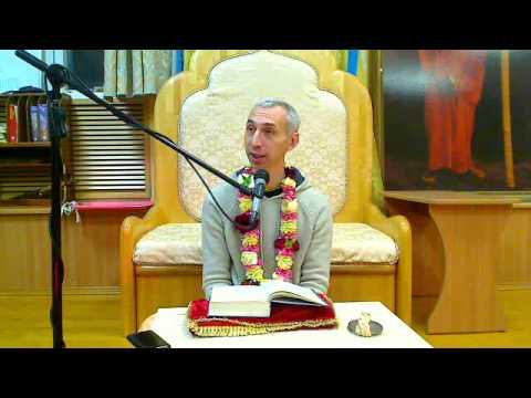 Шримад Бхагаватам 3.24.20 - Дамодара Пандит прабху