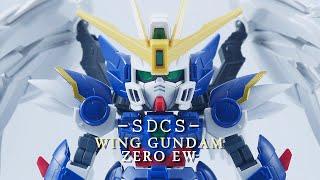 老J宅空間 EP.34 SDCS飛翼鋼彈零式EW/WING GUNDAM ZERO EW