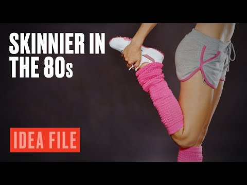It Was Easier to Be Skinny in the '80s