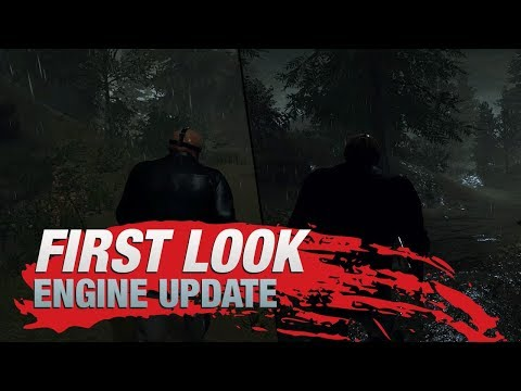 First Look: Engine Update Gameplay