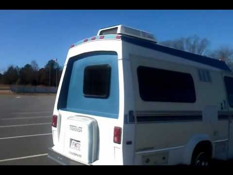 1990 Ford Transvan For Sale Sold Youtube