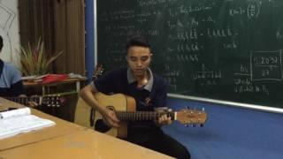 Quê hương tôi (Guitar Cương -Lớp GPT school)