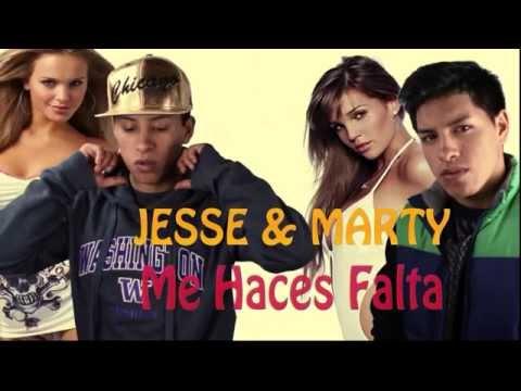Me Haces Falta - Jesse & Marty ' Álbum - La Nueva Generación
