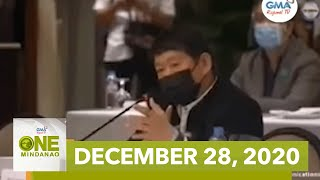 One Mindanao: December 28, 2020