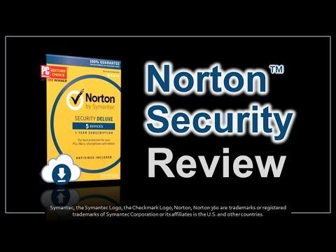 Norton Security Review 2019