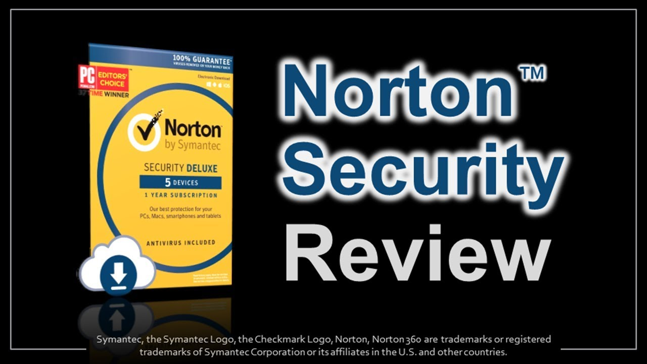Norton Security Review 2019