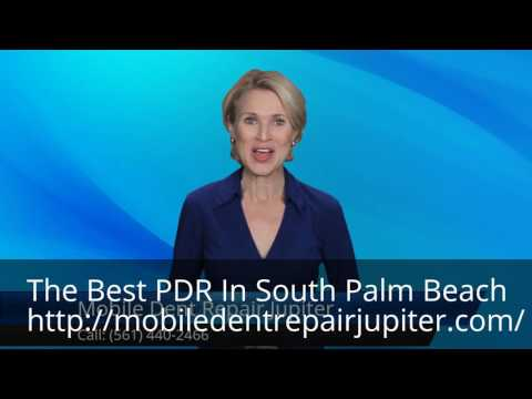 Mobile Dent Repair South Palm Beach (561) 440-2466 PDR