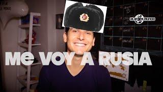 Me voy a Rusia!