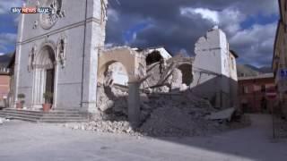 إيطاليا.. سكان يخشون توابع زلزال ضرب مدنهم