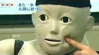 キモイ赤ちゃんロボット thumbnail