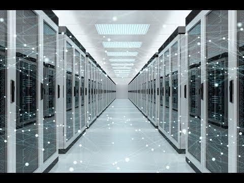 Inside A Google Data Centre