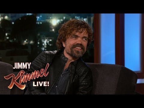 Peter Dinklage on Game of Thrones Cast Pranks