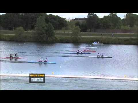 Canoe Niagara | Race 4 Heat 2, K1 Jun Men 1000m from YouTube · Duration:  5 minutes 15 seconds