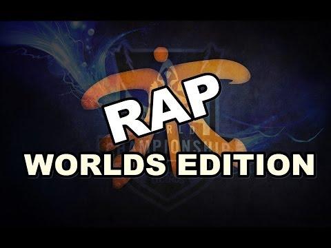 RAP FNATIC WORLDS EDITION