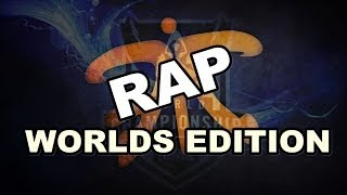 Repeat youtube video RAP FNATIC WORLDS EDITION