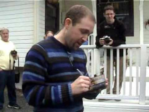 2005  ChunkJeff Cohen meets the  at the Goonies house