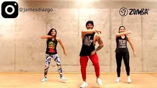Mala Mia - Maluma/ ZUMBA FITNESS/ JAMES DIAZ GO