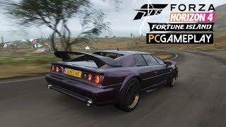 Forza Horizon 4: Fortune Island Gameplay (PC HD)