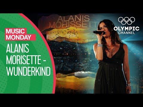Alanis Morissette - Wunderkind #Vancouver2010 | Music Mondays