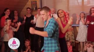 STV Pirma deja  Diānas un Mareka deja