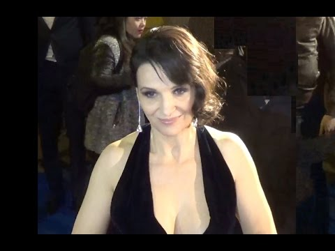 Juliette Binoche Paris  Premiere Ghost In The Shell Mars