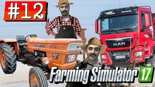 MİLLİ OLDUK !   Farming Simulator 17 [Türkçe] #12