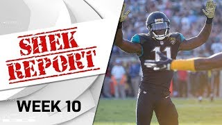 Top Fails of Week 10 | Shek Report | NFL