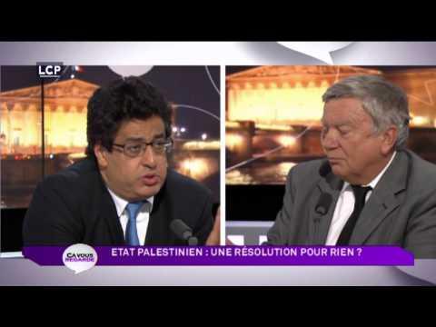 """Glavany à Habib """" Vous êtes député au Parlement francais ou israélien ? """""""