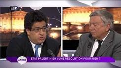 Glavany à Habib ' Vous êtes député au Parlement francais ou israélien ? '