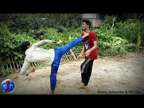 Real Wing Chun Self-defense For Street Fight Ll Zaid Chowdhury