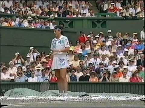 Conchita Martinez vs. Martina Navrtilova - Wimbledon 1994