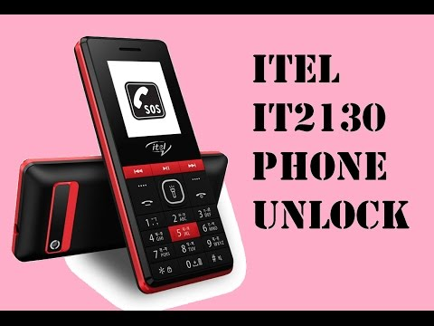 How to unlock my itel phone password recovery tool