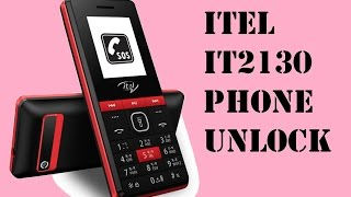 Itel It2130 Read Password | Phone Unlock | Remove Security Code |