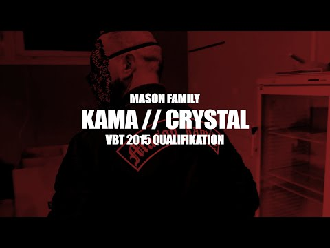 KAMA ►VBT 2015 QUALIFIKATION - CRYSTAL◄