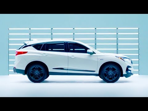 The All New Acura RDX 2019   TV Commercial