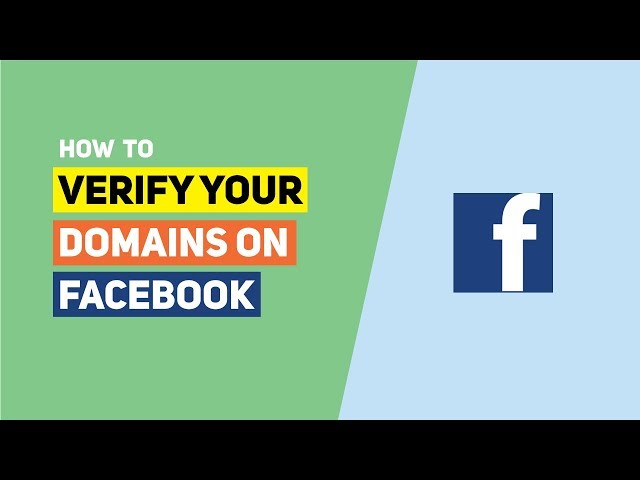 How to Verify Domains on Facebook (Stop Facebook from blocking your website content)