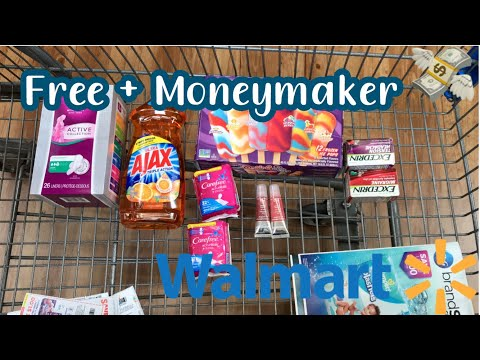 Walmart | Redeeming Rebates! | Completely FREE! | I Found P&G Coupons 😱 | Meek's Coupon Life